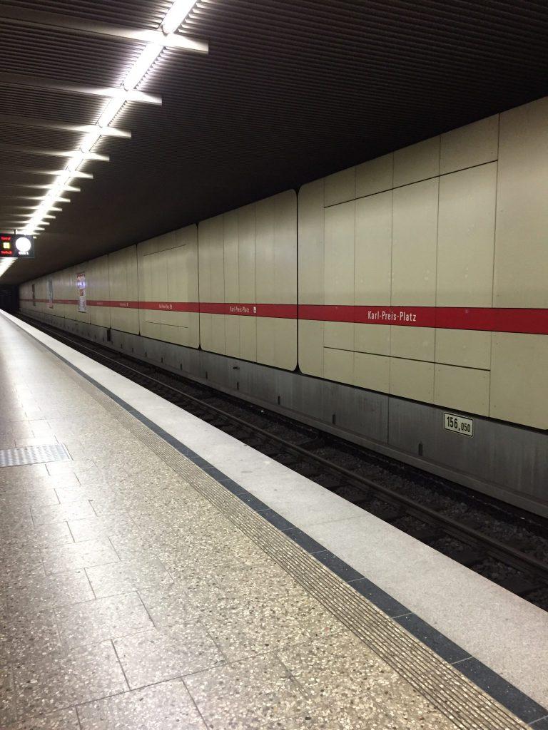 Karl-Preis-Platz U-Bahn