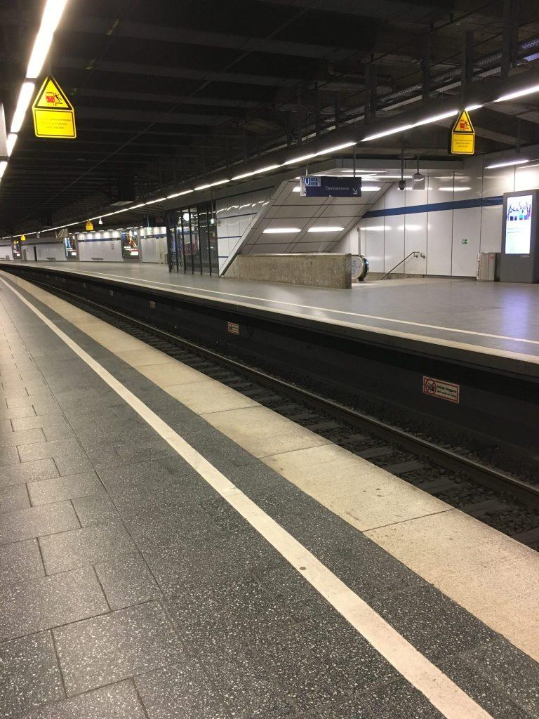 Karlsplatz - Stachus S-Bahnstation