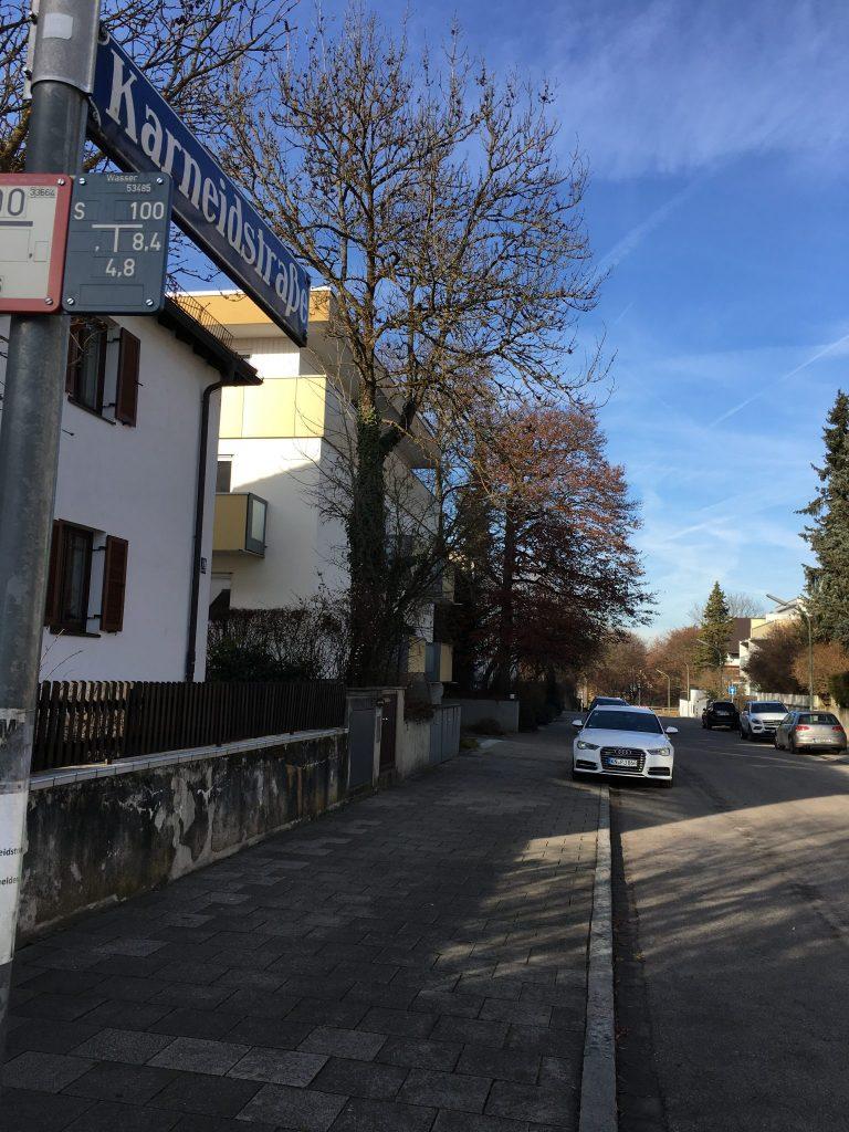 Karneidstraße