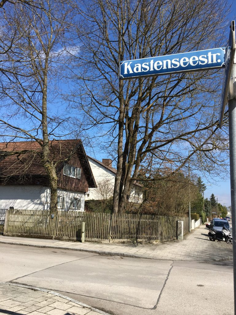 Kastenseestraße