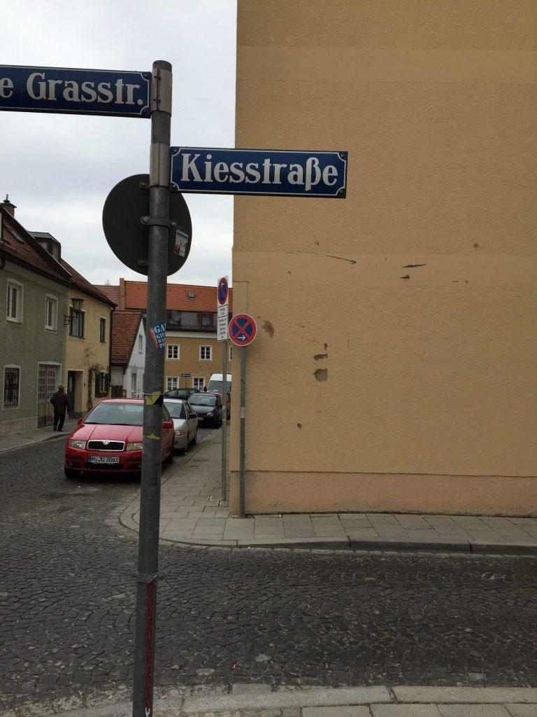 Kiesstraße