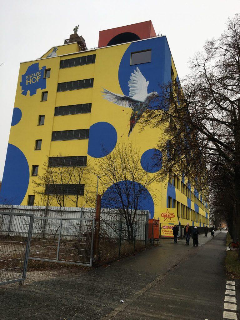 Kistlerhofstraße