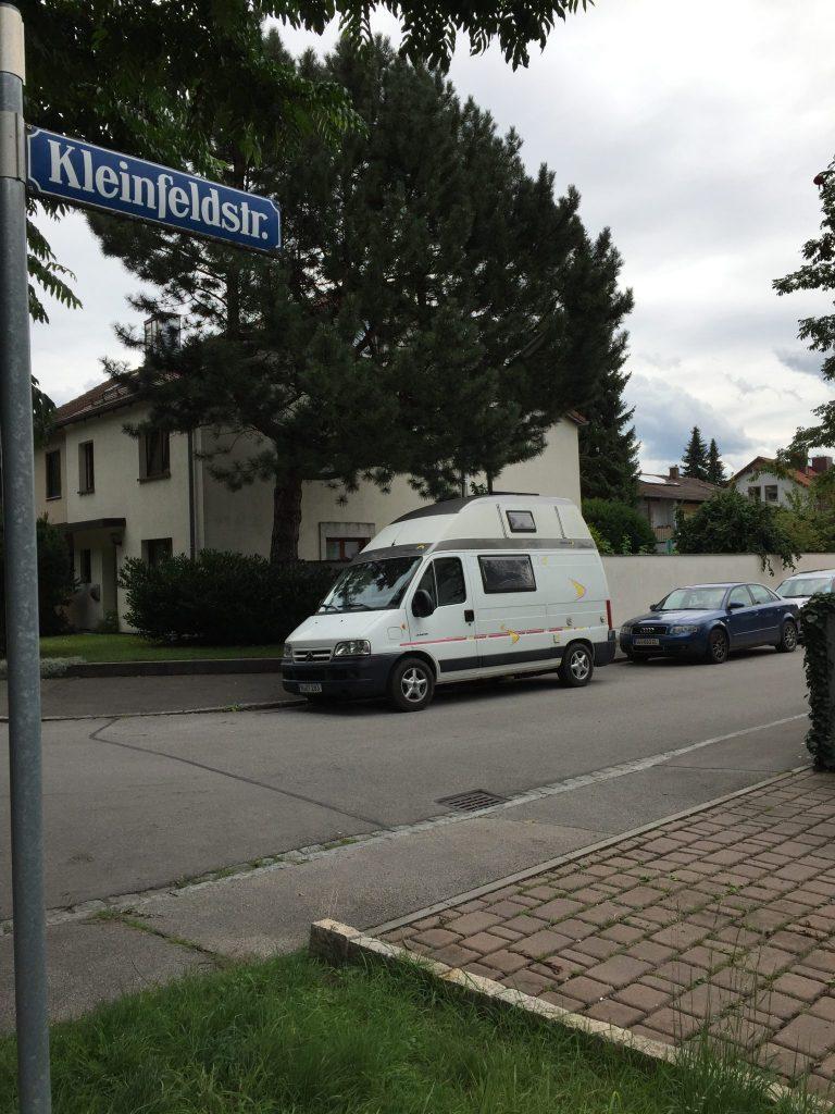 Kleinfeldstraße