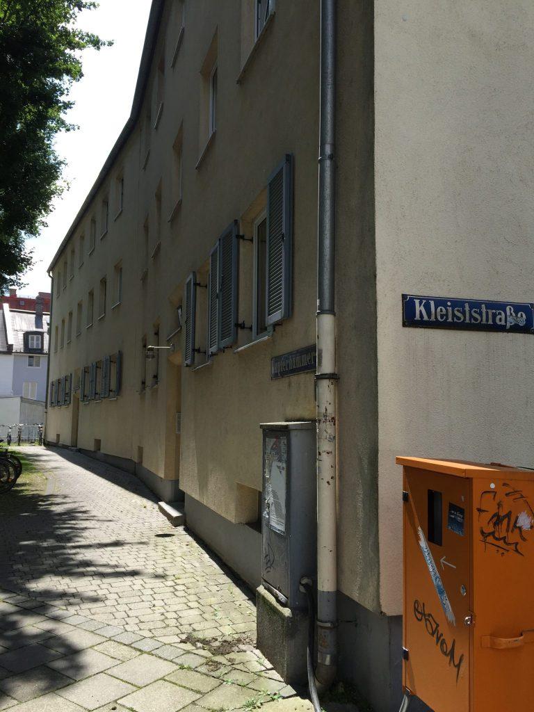 Kleiststraße