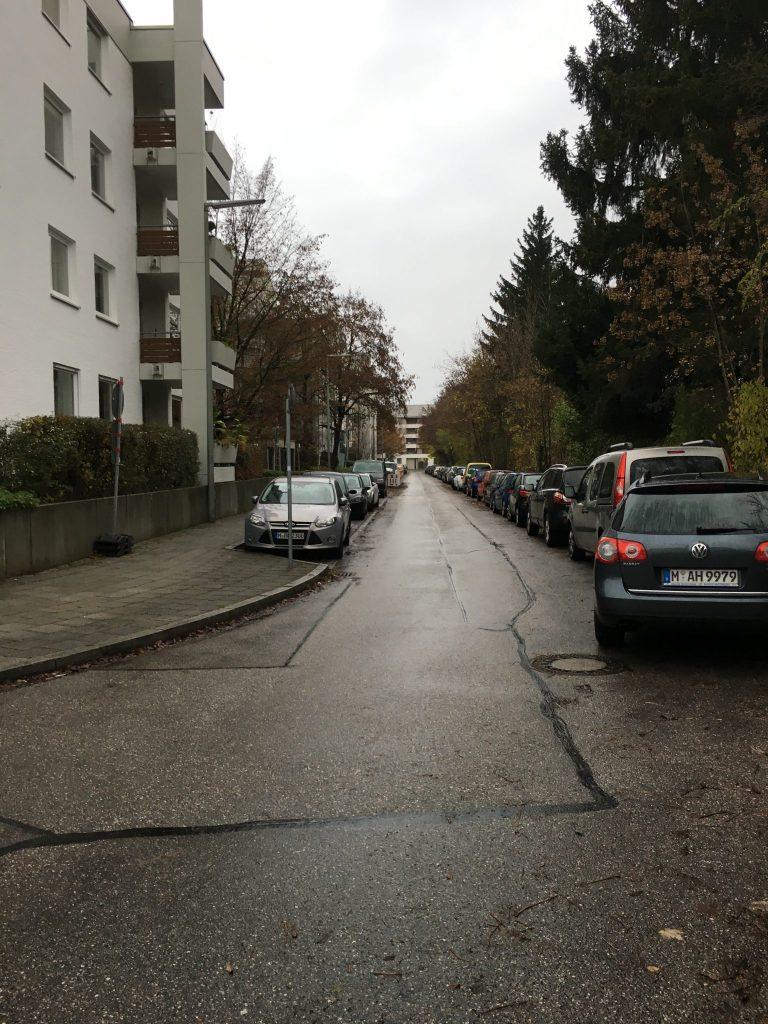 Klingerstraße