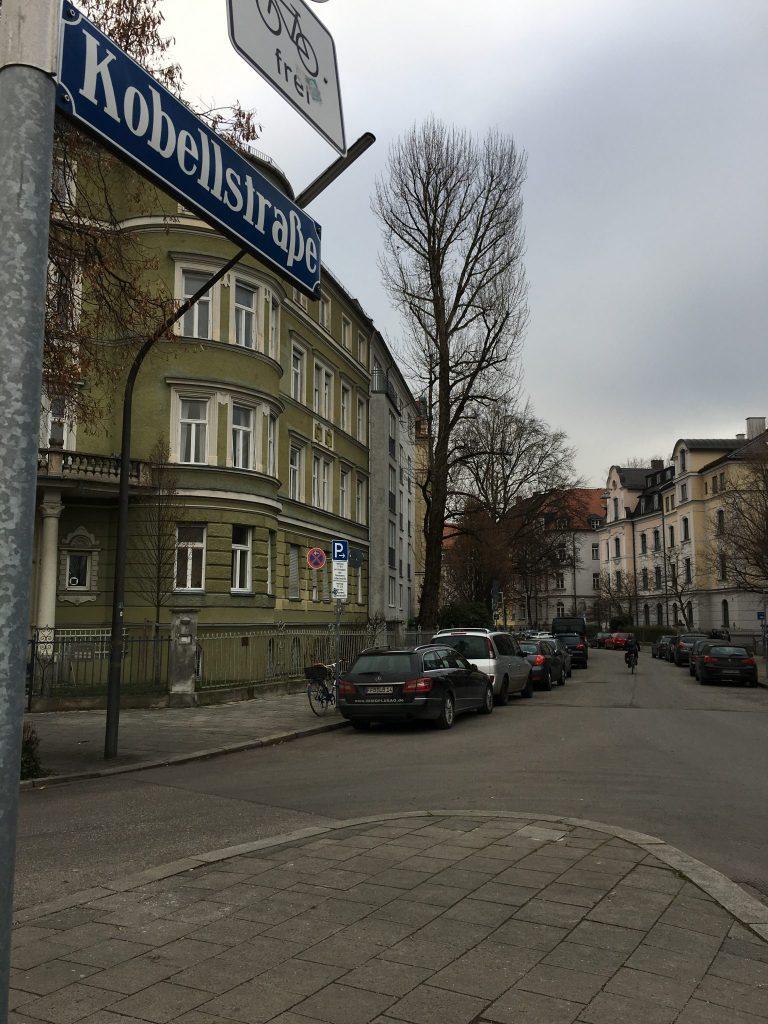 Kobellstraße