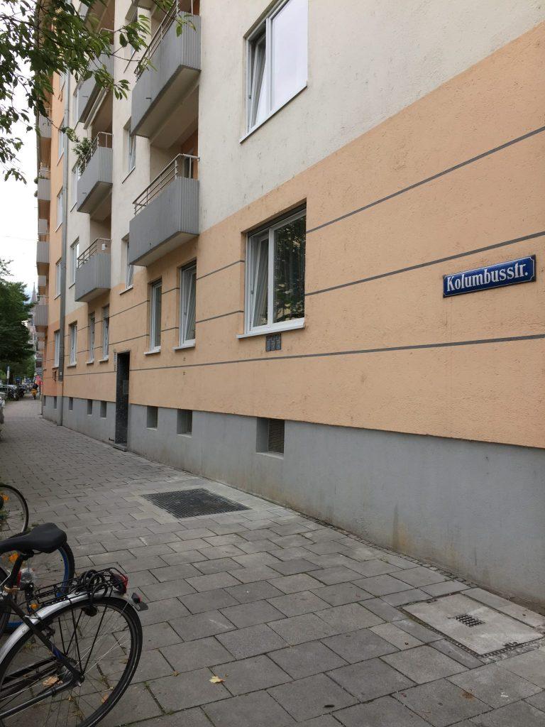 Kolumbusstraße