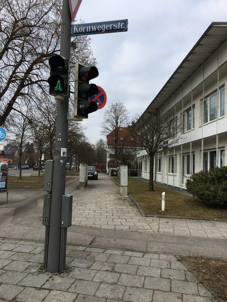 Kornwegerstraße