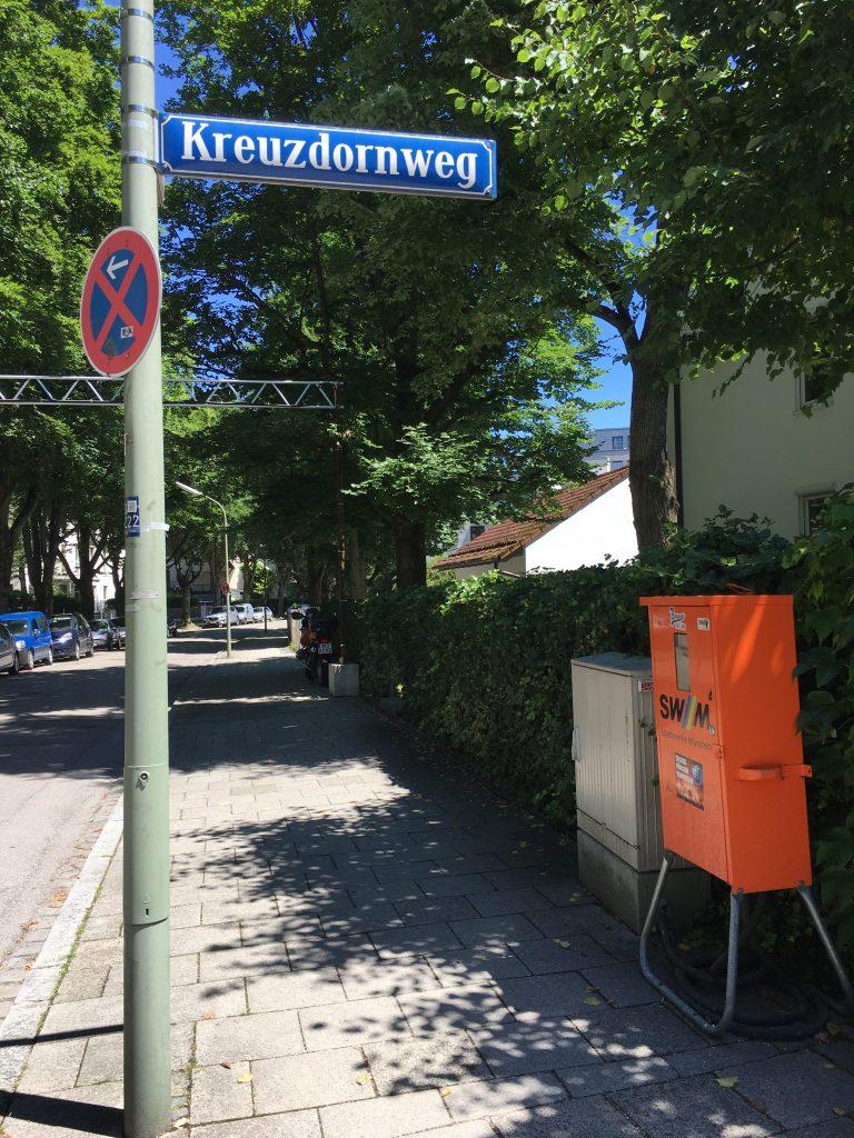 Kreuzdornweg