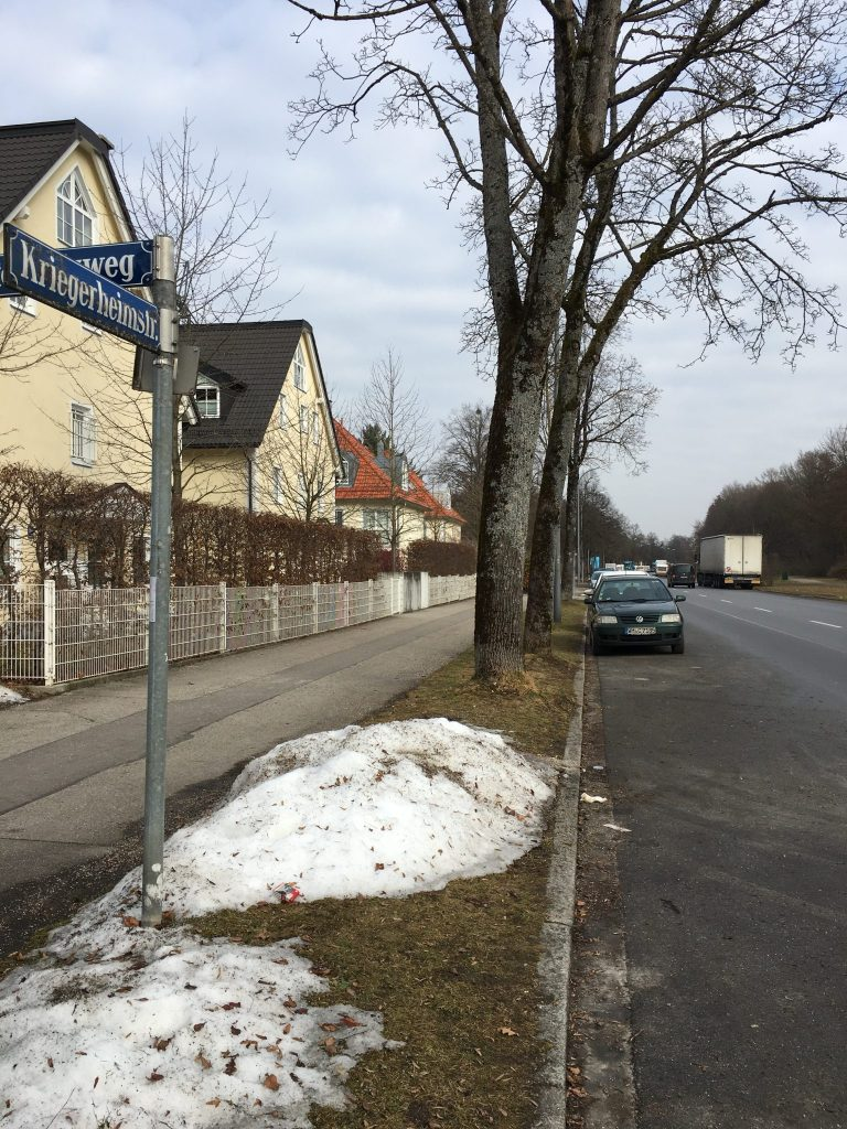 Kriegerheimstraße