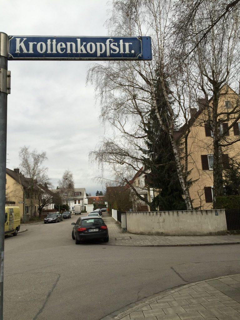 Krottenkopfstraße