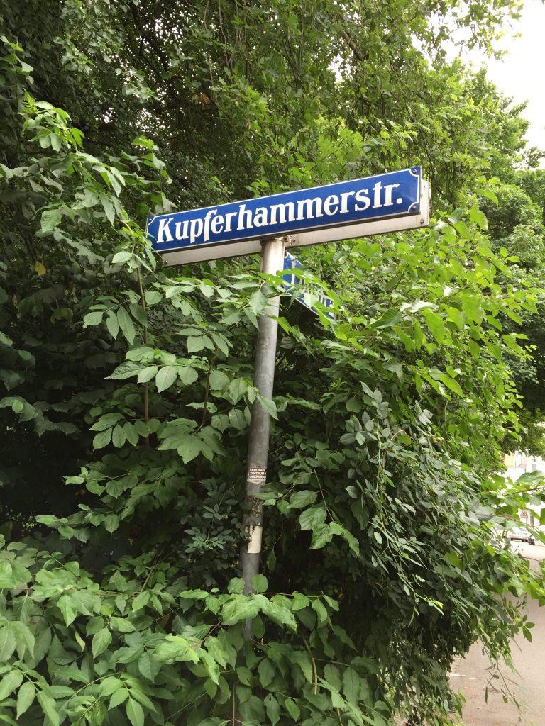 Kupferhammerstraße