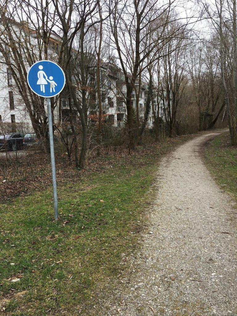 Schönstraße Weg zur Wolgemutstraße