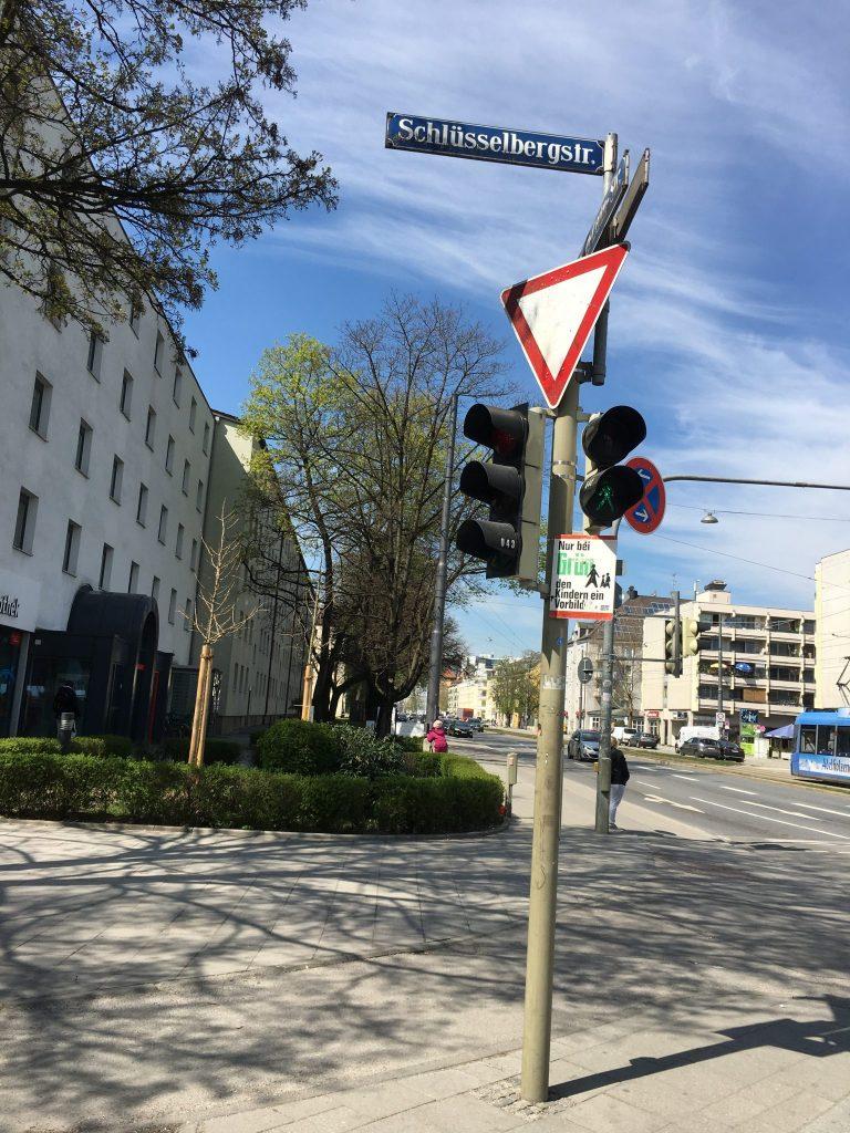 Schlüsselbergstraße