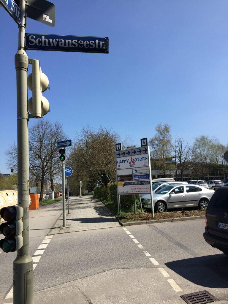 Schwanseestraße