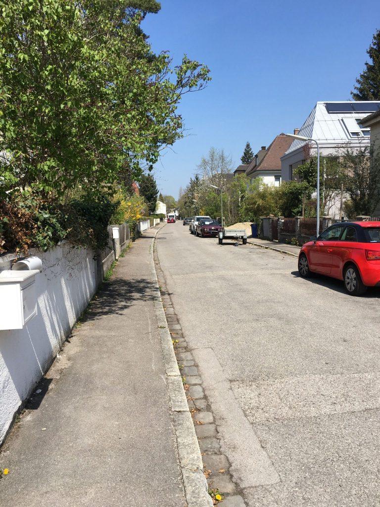 Segenstraße