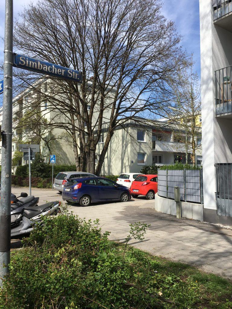 Simbacher Straße