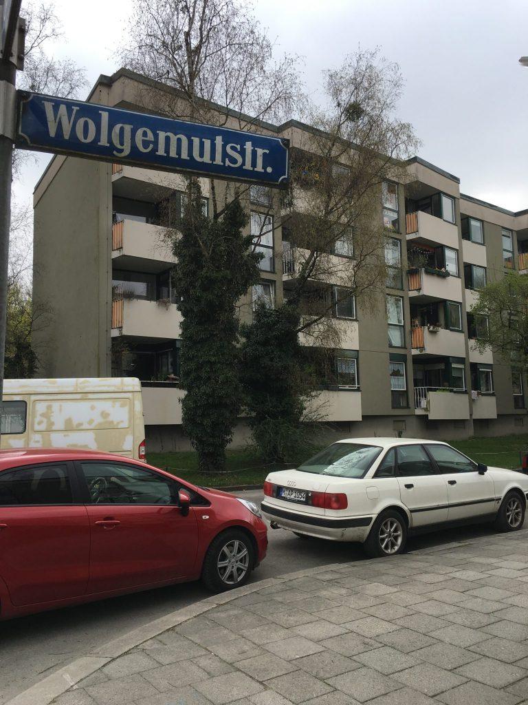 Wolgemutstraße