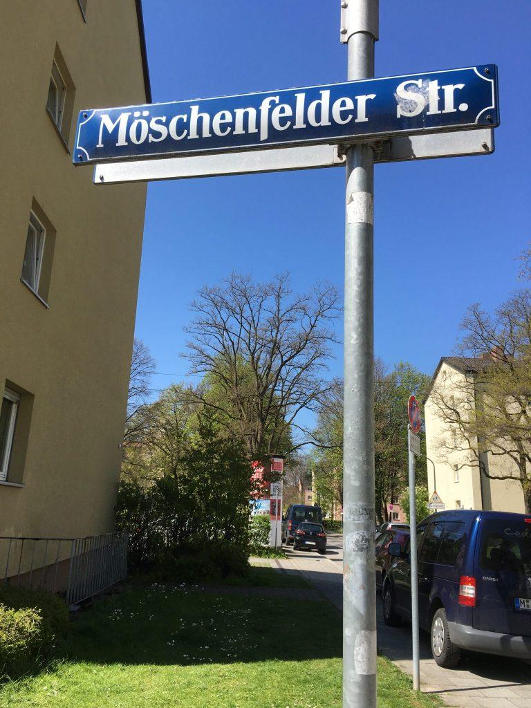 Möschenfelder Straße