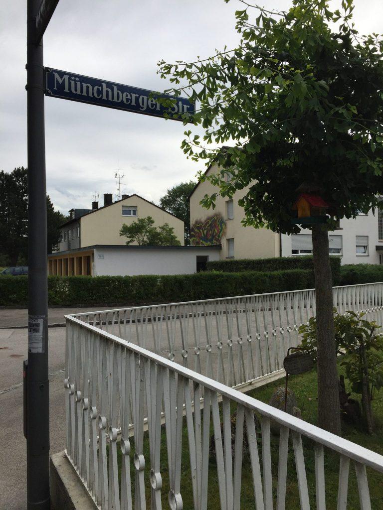 Münchberger Straße