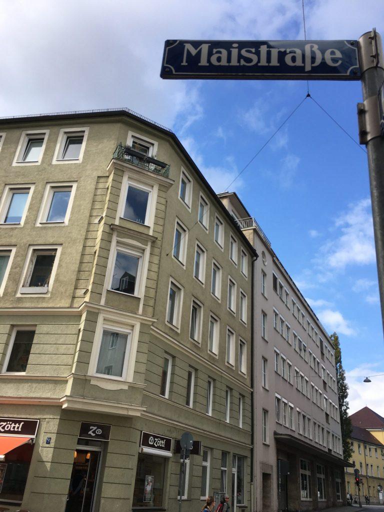 Maistraße
