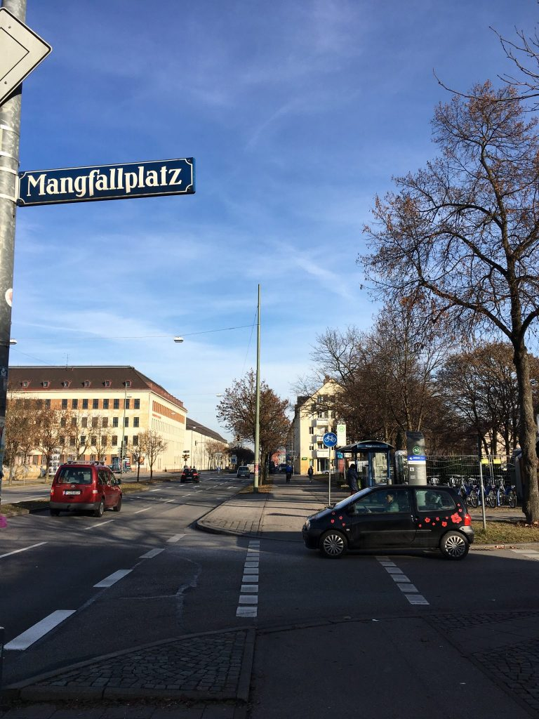 Mangfallplatz