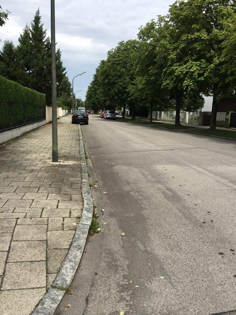 Mangfallstraße