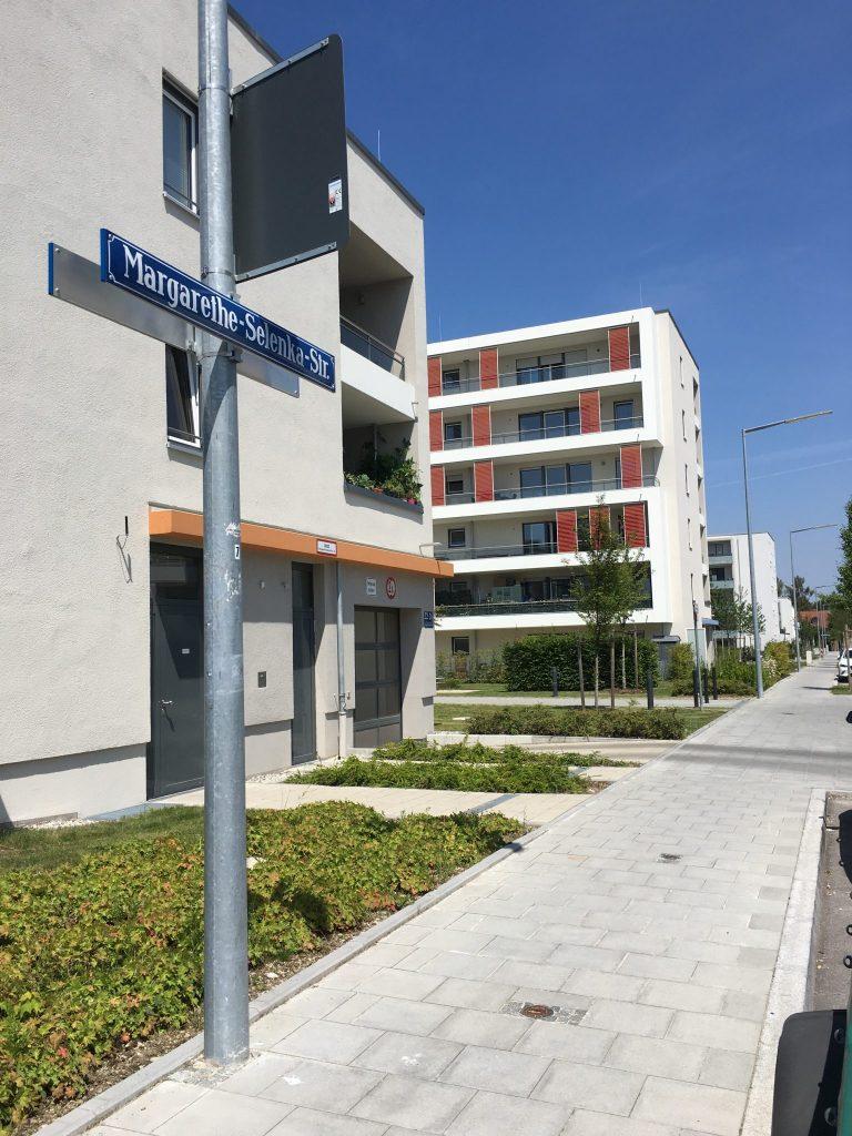 Margarethe-Selenka-Straße