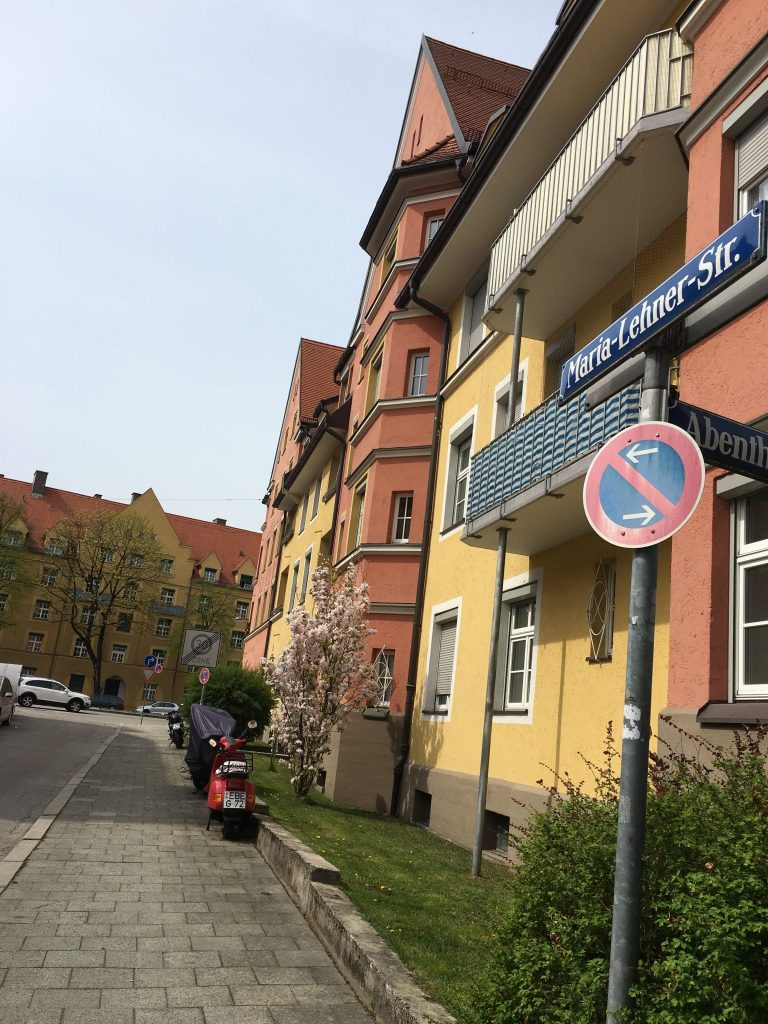 Maria-Lehner-Straße