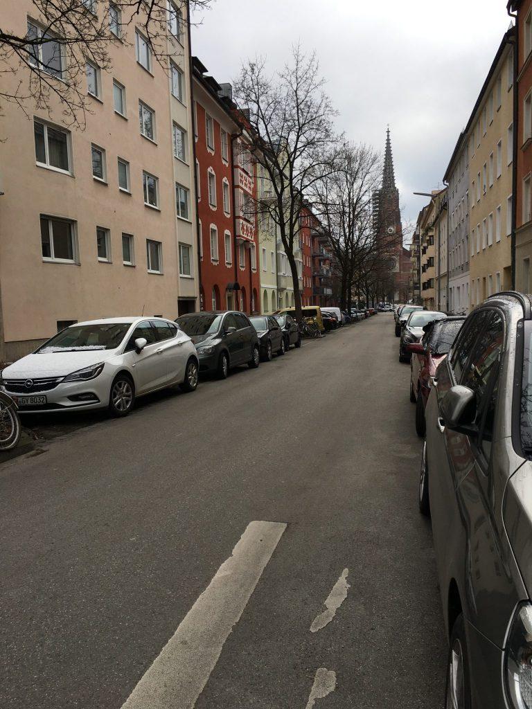 Mariahilfstraße