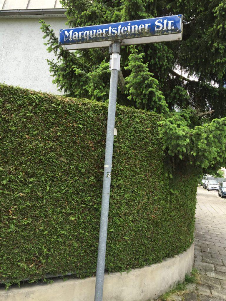 Marquartsteiner Straße