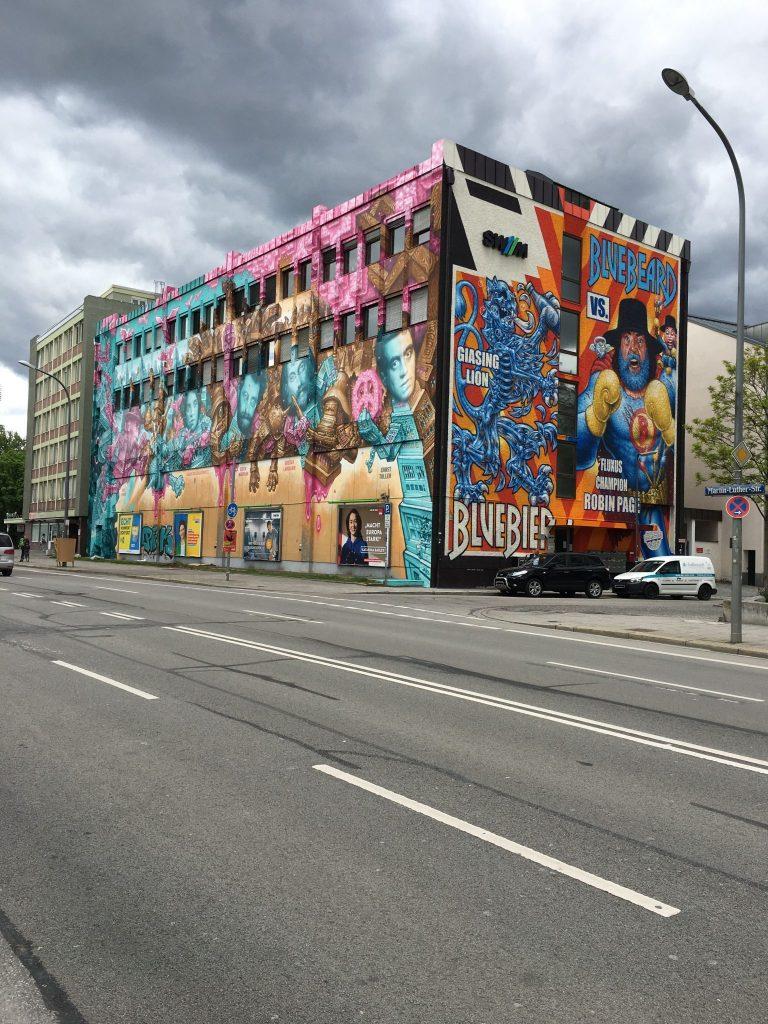 Martin-Luther-Straße