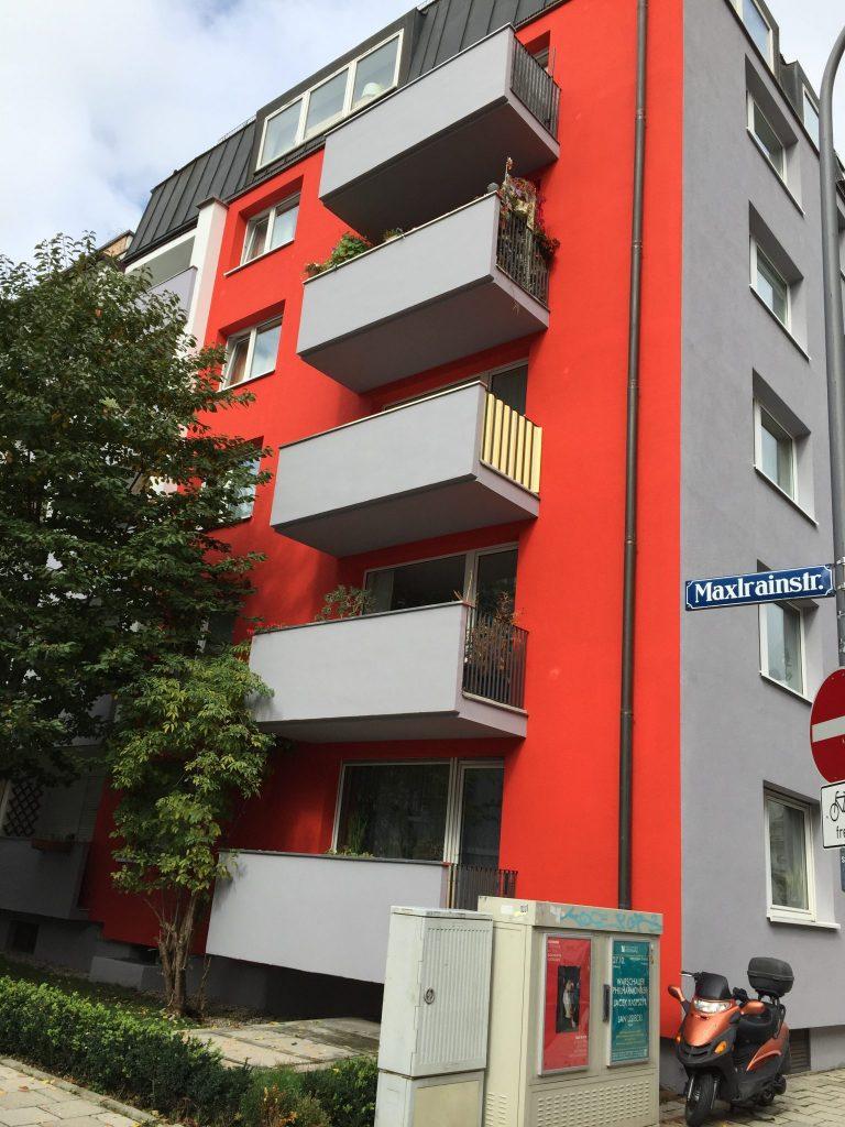 Maxlrainstraße