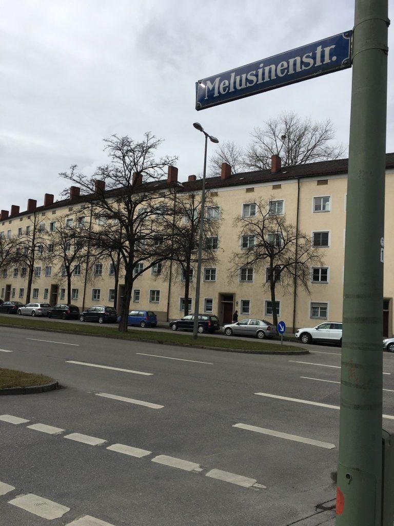Melusinenstraße