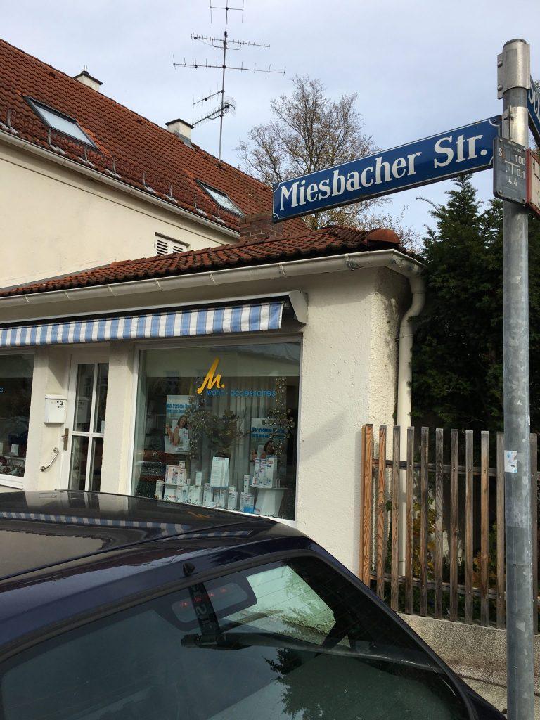 Miesbacher Straße