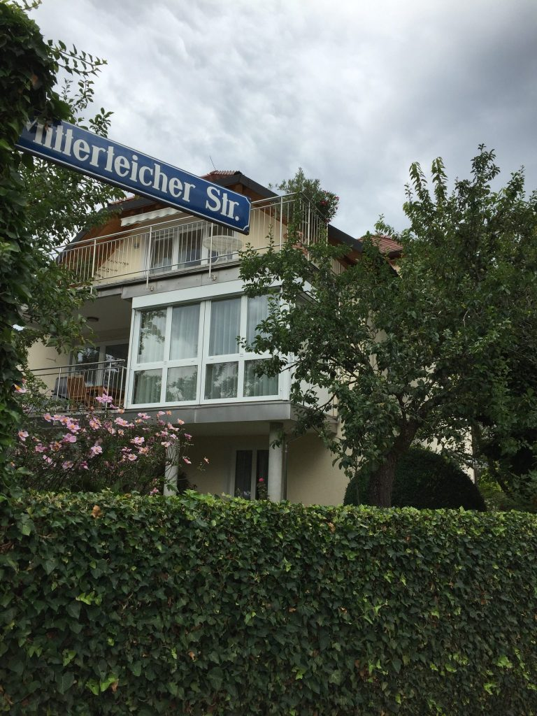 Mitterteicher Straße