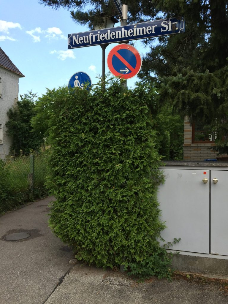 Neufriedenheimerstraße