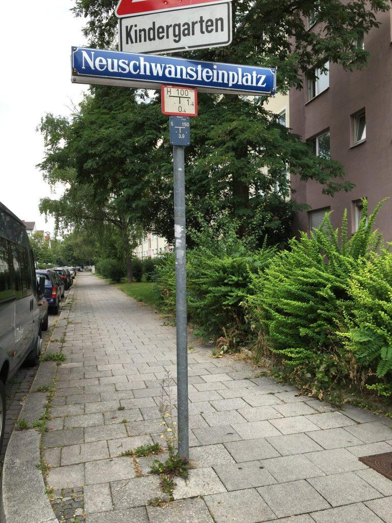 Neuschwansteinplatz