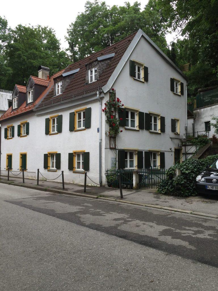 Nockherstraße