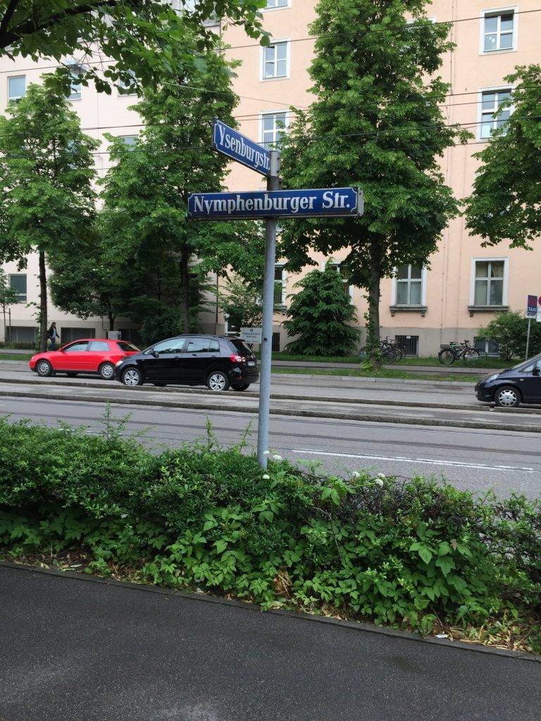 Nymphenburger Straße