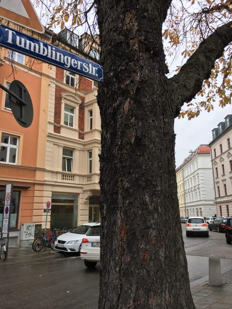 Tumblingerstraße