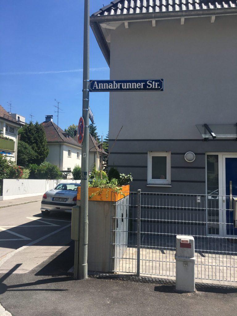Annabrunner Straße
