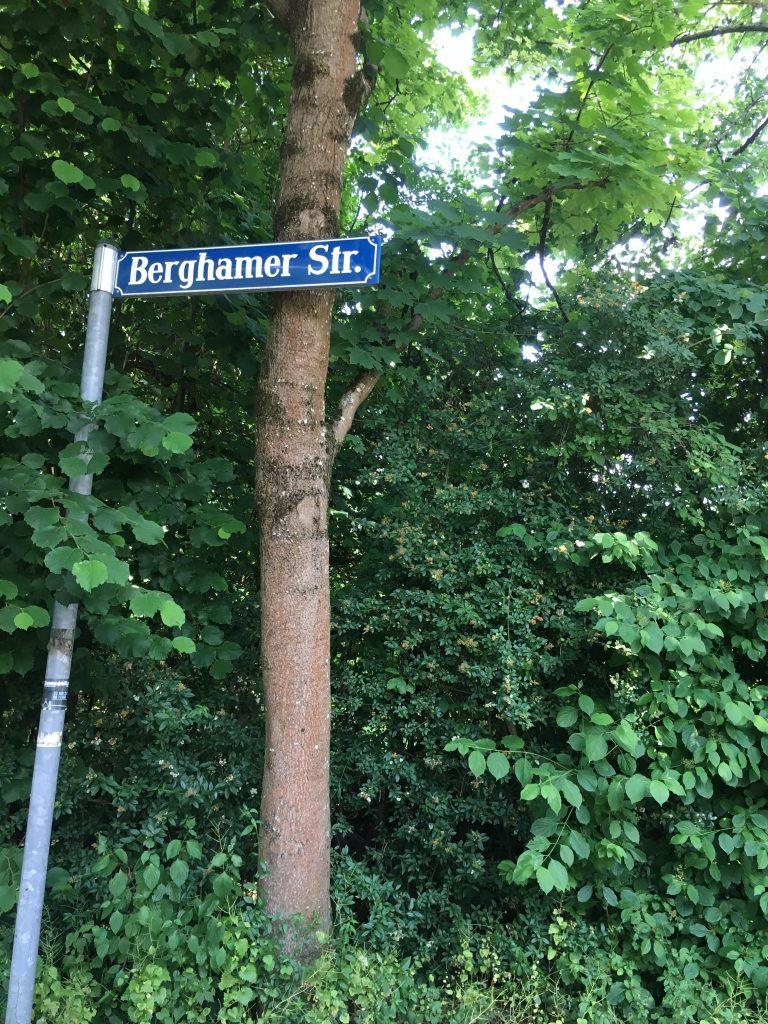 Berghamer Straße