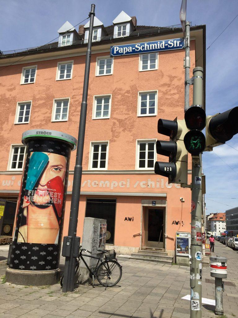 Papa-Schmid-Straße