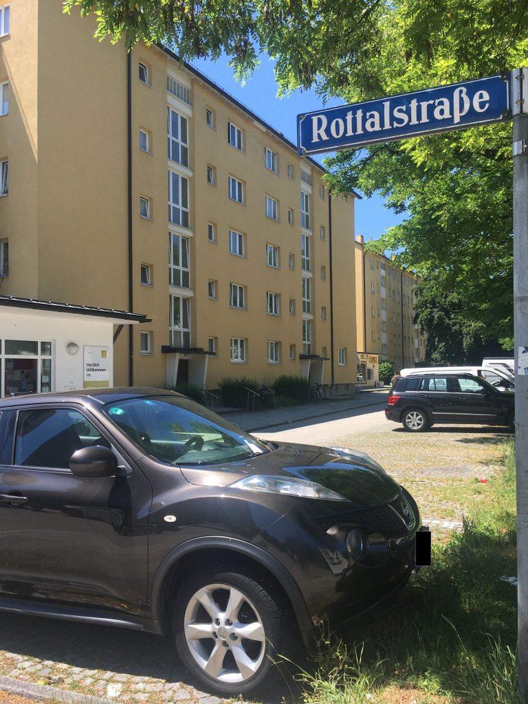 Rottalstraße