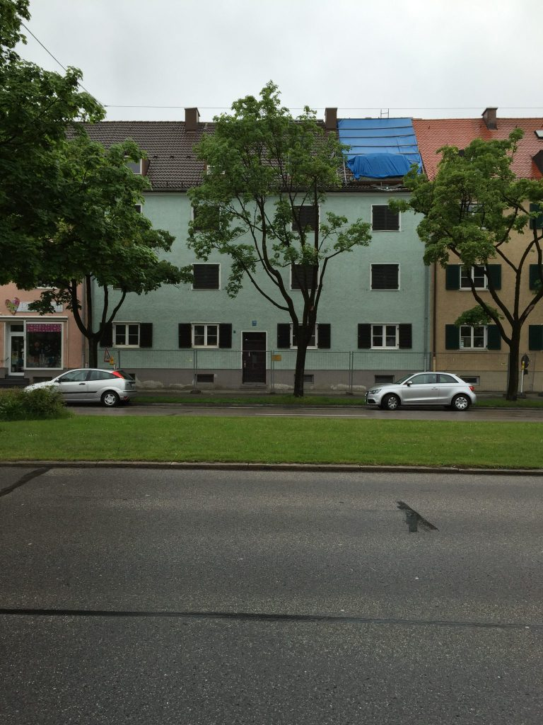 Waldfriedhofstraße