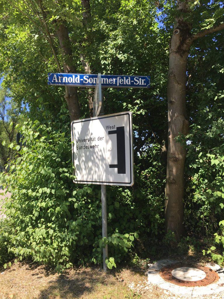 Arnold-Sommerfeld-Straße
