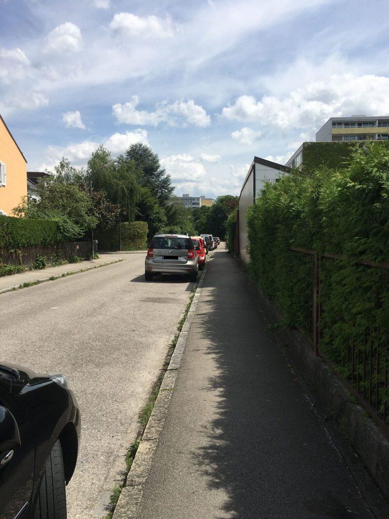 Heidenreichstraße