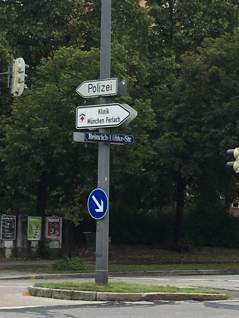 Heinrich-Lübke-Straße