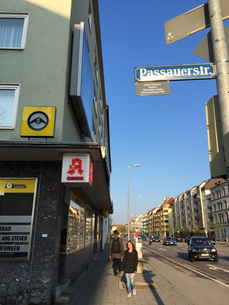 Passauer Straße